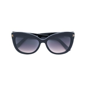 Tom Ford Eyewear - cat eye sunglasses - women - アセテート - ワンサイズ