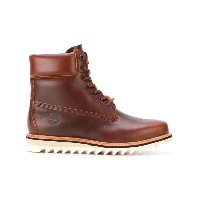 Timberland - レースアップブーツ - men - rubber/レザー - 10