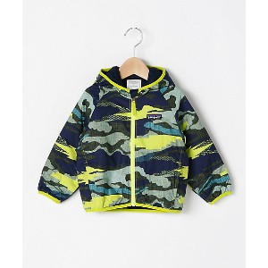 patagonia/パタゴニア  Baby Reversible Puff-Ball Jacket WVZG 【三越・伊勢丹/公式】 衣服~~その他