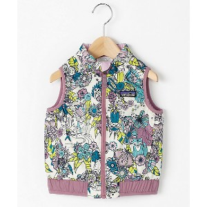 patagonia/パタゴニア  Baby Reversible Puff-Ball Vest CUBW 【三越・伊勢丹/公式】 衣服~~その他