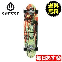 Carver Skateboards カーバースケートボード C7 Complete 36'' Venice Pintail ベニス・ピンテール