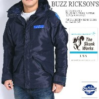 BUZZ RICKSON'S バズリクソンズ LOCKHEED SKUNK WORKS フィールドパーカー EXTENDED COLD WEATHER CLOTHING SYSTEMS...
