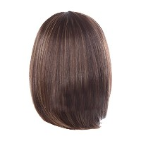 Zhhlaixing 高品質の Elegant Women's Fashion Party Synthetic Wigs - Short Hair Wigs c8126
