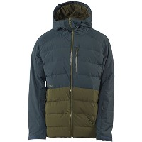 Flylow Gear Colt Down Jacket – Men 's Neptune / Army , M