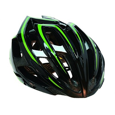 Cannondale(キャノンデール) ヘルメット ヘルメット テラモ BLK/GRN S/M (52-58cm) CH081016U13SM CH081016U13SM