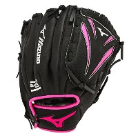 """Mizuno Prospect gpp1005F110""""ユースガールズFastpitchソフトボール内野グローブ–Ages 3to 6years old"""