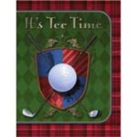Tee TimeゴルフParty Invitations – 8 Count