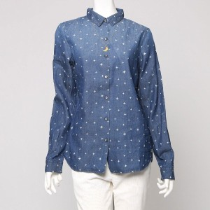 【SALE 55%OFF】ナノ ユニバース  NANO UNIVERSE outlet MAISON SCOTCH Preppy Shirt (パターン1)