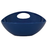Wetnoz 23566 5-Cup Studio Scoop Dog Dish, Large, Indigo by WETNoZ