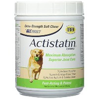 Actistatin Canine Extra Strength Soft Chews Large (120 ct) by GLC Direct