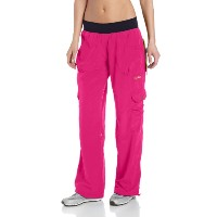 Zumba (ズンバ) A Cut Above Cargo Pants [並行輸入品] Back to the Fuchsia (M)