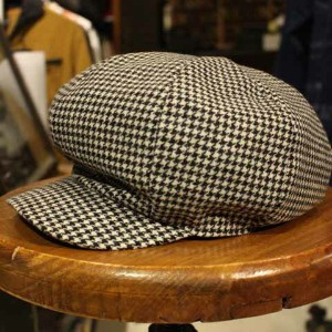 "DRESS HIPPY""BOURBON CASQUETTE""IVORY【DRESS HIPPY】(ドレスヒッピー)正規取扱店(Official Dealer)Cannon Ball(キャノンボール)..."