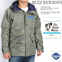 BUZZ RICKSON'S バズリクソンズ LOCKHEED SKUNK WORKS フィールドパーカー EXTENDED COLD WEATHER CLOTHING SYSTEMS BR13622