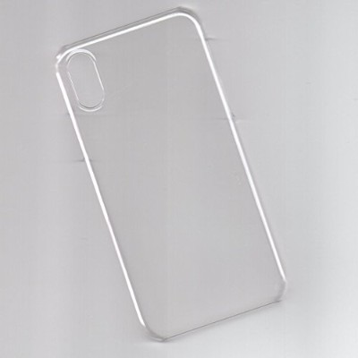 iPhone XS iPhone X ハードケース クリア 透明 カバー