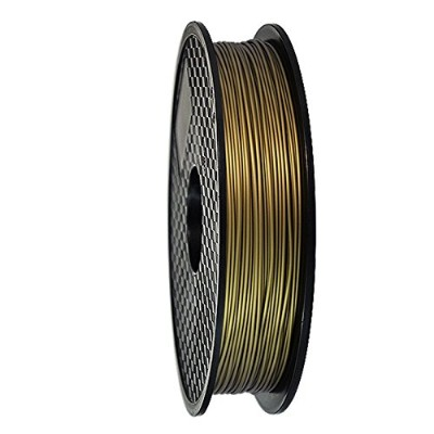 Zhhlinyuan フィラメント マテリアル 0.5kg/170m 3D Printer Filament PLA(Polylactic Acid) 1.75MM,suitable for...