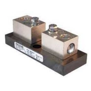 Mersen 32031T Amp-Trap Class T Recommended Fuse Block with Box Connector, 300V, 101-200 Ampere, 1 Pole by Mersen
