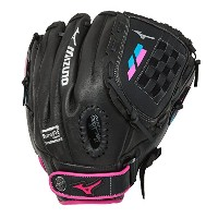 """Mizuno Prospect Finch gpl1205F212""""ユースOutfield /ピッチャーFastpitchソフトボールグローブ–Recommended Age 7–8..."""