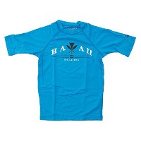 Kid 's & Junior 's Billabong Hawaii S / S Rashguard