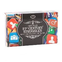 21st Century Struggles | Essential Oil Blend Gift Pack | Anxiety. Courage, Decisiveness, Love,...