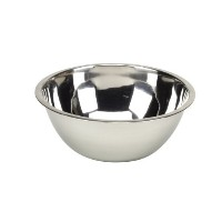 Good Cook Stainless Steel Bowl, 4-Quart [並行輸入品]