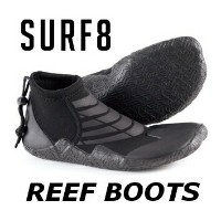 17-18New★SURF8 2.5MMトリップサーフシューズ REEF BOOTS 8SA1S1 サーフエイト メロンソール サーフィン