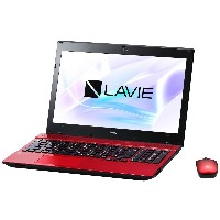 ※新品 NEC LAVIE Note Standard NS700/HAR PC-NS700HAR [クリスタルレッド].