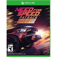Need For Speed Payback - Deluxe Edition (輸入版:北米) - XboxOne
