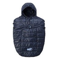 7A.M.ENFANT(セブンエイエムアンファン) Pookie Poncho Light Mid.Blue
