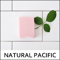 [NATURAL PACIFIC] Pink Calming Soap 100g