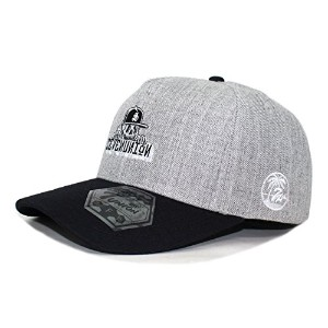 (7ユニオン) 7UNION 【RUSSIAN SKULL SNAPBACK CAP/HEATHER GREY-BLK】