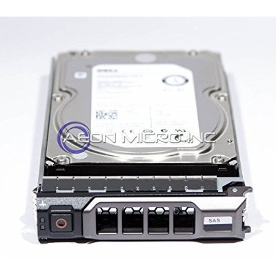 "F617N-DELL 300GB 15K SAS 3.5"" 6Gbps HARD DRIVE W/F238F TRAY/CADDIE KIT [並行輸入品]"