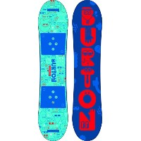 Burton(バートン) スノーボード 板 ジュニア キッズ AFTER SCHOOL SPECIAL 100 NO COLOR 107311 スノボ 2点セット
