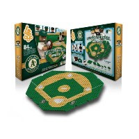 MLB Oakland Athletics Infield Set