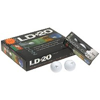 High Quality LD+20 12-Pack Non-Conforming Golf Balls