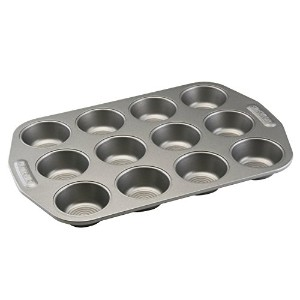 Circulon Nonstick Bakeware 12-Cup Muffin and Cupcake Pan by Circulon