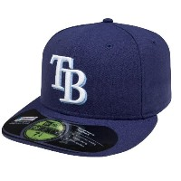 New Era MLBゲームAuthentic Collection On Field 59FIFTY Fittedキャップ