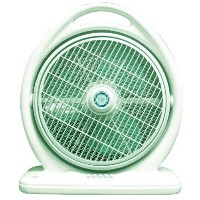 Sunpentown Home Living Room Appliance 14 Box Fan by Sunpentown
