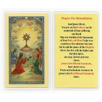 Prayer for祝祷HolyカードBlessed by his Holiness Pope Francis