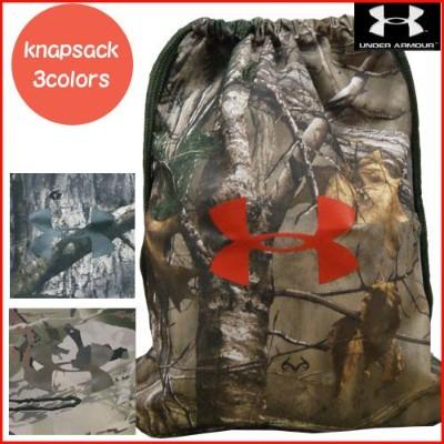 UNDER ARMOUR アンダーアーマー Undeniable Sackpack ジムサック ナップサック スポーツバッグ-デザインB/ブラウン