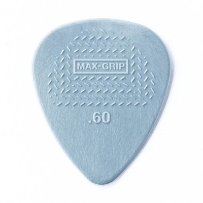 JIM DUNLOP MAXGRIP STD 0.60 449R60 LGRAY ピック×12枚