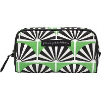Petunia Pickle Bottom Powder Room Case in Playful Palm Springs, Green by Petunia Pickle Bottom