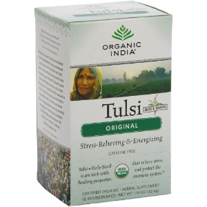 Tulsi Holy Basil - Tea 18