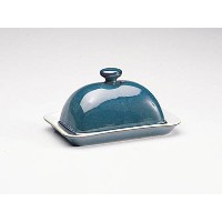 Denby Greenwich Coveredバターディッシュ
