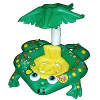 Poolmaster 81555 Frog Baby Rider - Learn-to-Swim [並行輸入品]
