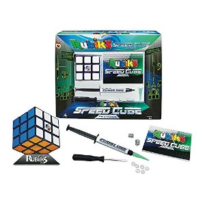 Winning Moves Rubik 'sスピードキューブPro - Pack None DHZWNM5029