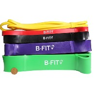 b-fit Assisted pull-upバンド、抵抗&ストレッチバンド、モバイルバンド、パワーリフティングBands