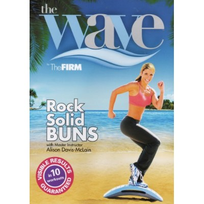 The WAVE (by The FIRM) - Rock Solid Buns by Gaiam Americas