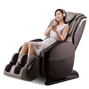 Body multi-function zero gravity 3D luxury massage chair proud of the chair