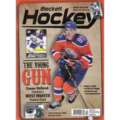 NHL Beckett Plus 2015年 12月号 #280