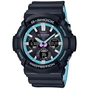 【送料無料】 カシオ G-SHOCK(G-ショック) 「Neon accent color」 GAW-100PC1AJF